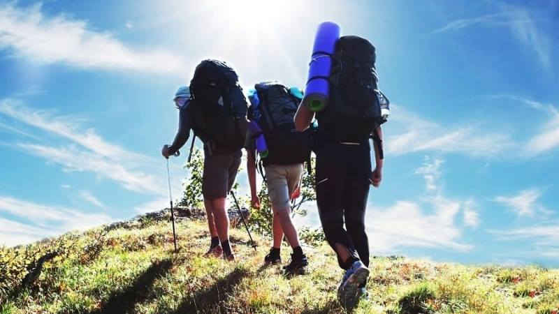 Getting Ready for Backpacking